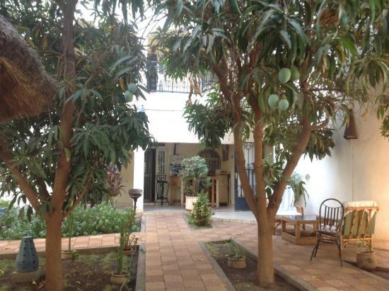 La Venise Malienne: inner magical yard