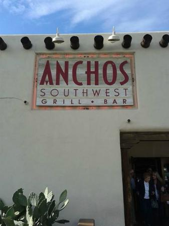 Anchos Southwest Grill & Bar: Anchos Resturant