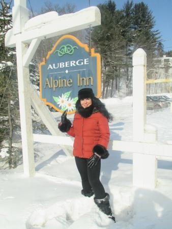 Hotel Alpine Inn : Auberge Alpine Inn