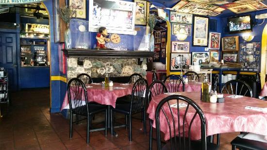 Luna Ristorante Dining Room