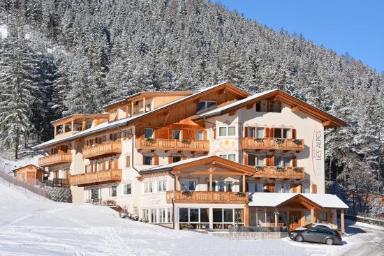 Hotel Les Alpes: FOTO INVERNO