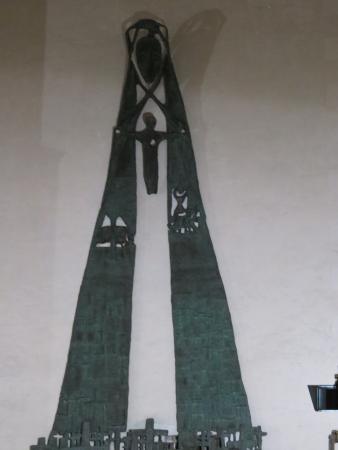 Sankt Oswald: Church