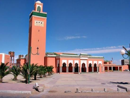 Laayoune Grand mosque: getlstd_property_photo