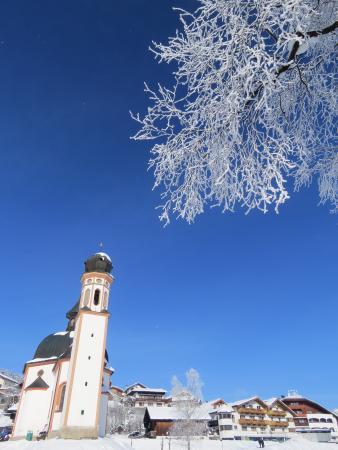 Seekirchl : Snow view