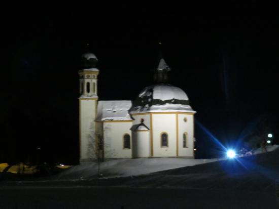 Seekirchl: And at night