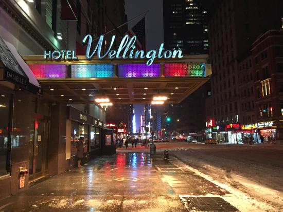 Wellington Hotel New York Reviews