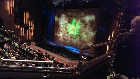Theatre Royal Plymouth: One word wicked!!