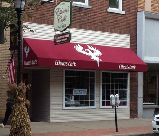 Ethan's Cafe: Street View