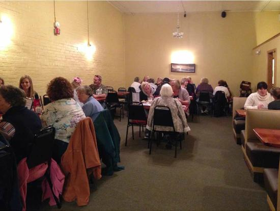 Ethan's Cafe: Banquet and Large Groups Dining Room