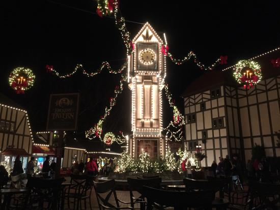 Christmas town 2014 picture of busch gardens williamsburg williamsburg tripadvisor for Christmas town busch gardens williamsburg 2017