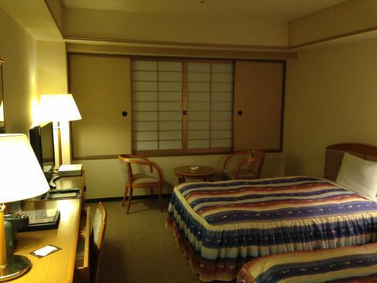 Hotel Centnovum Kyoto: ツインルーム