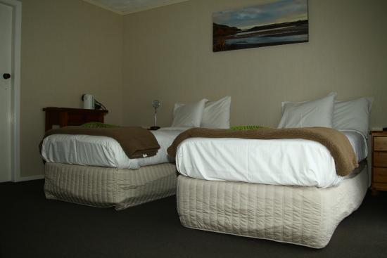 Redwood Lodge: Tui room - Twin