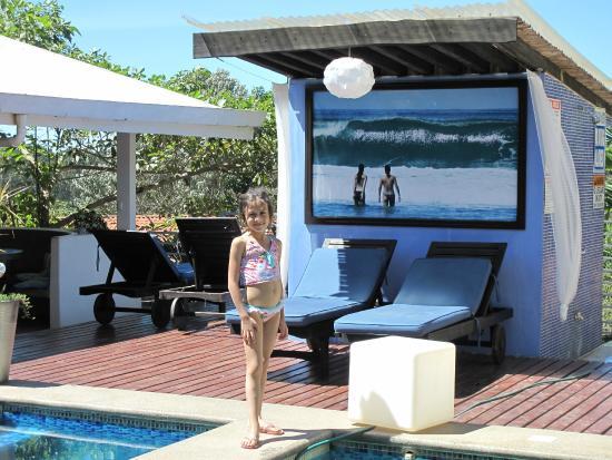 Hotel Laguna Mar : pool area