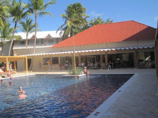Dreams Palm Beach Punta Cana Preferred Club S Only Pool