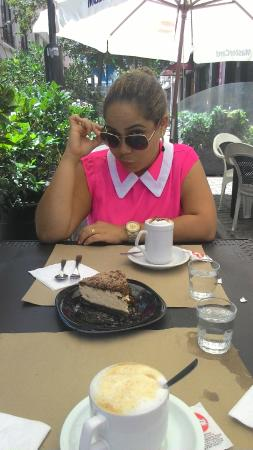 Cafe Bacacay: Tiramissu delícia