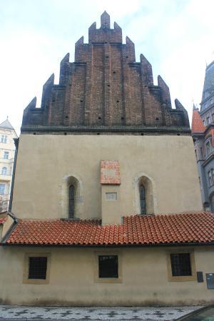 Old-New Synagogue (Staronova synagoga): Staronová Synagoga