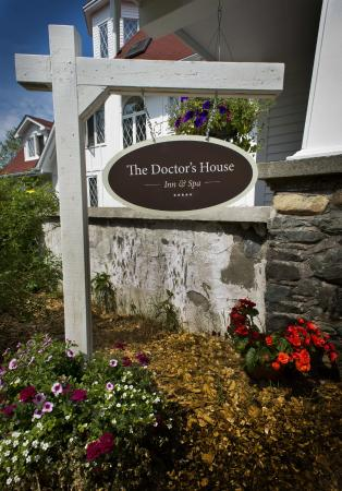 The Doctor's House Inn & Spa: welcome to The Doctor's House!