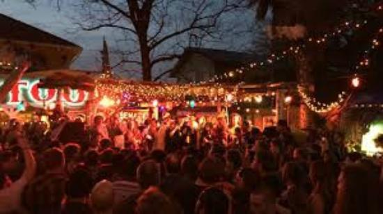 Spider House Cafe And Ballroom: SXSW 2014