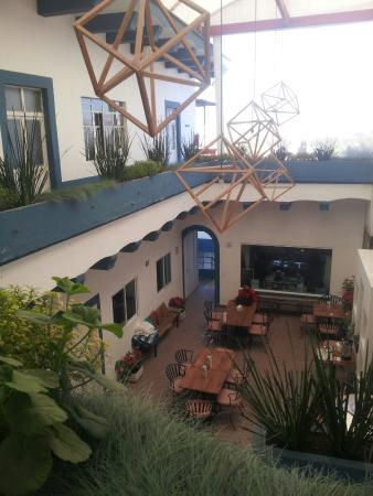 Blue Bicycle House : Segundo piso