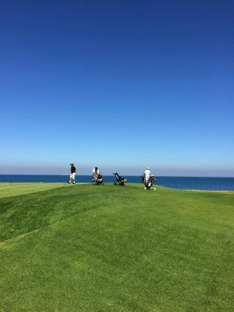 Cottesloe, Australia: The old men and the sea
