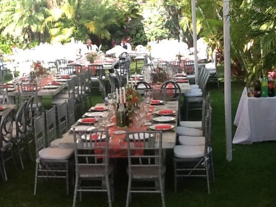 Marjaba: salones de banquetes