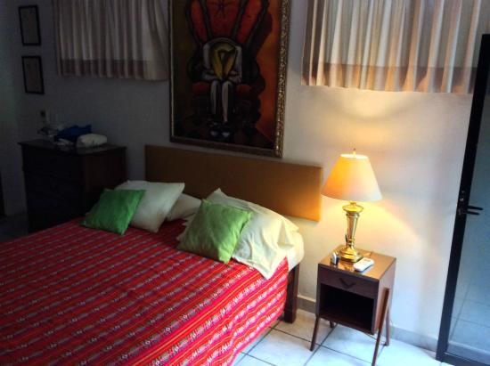 Casa Ana B & B: Interior Habanero Room