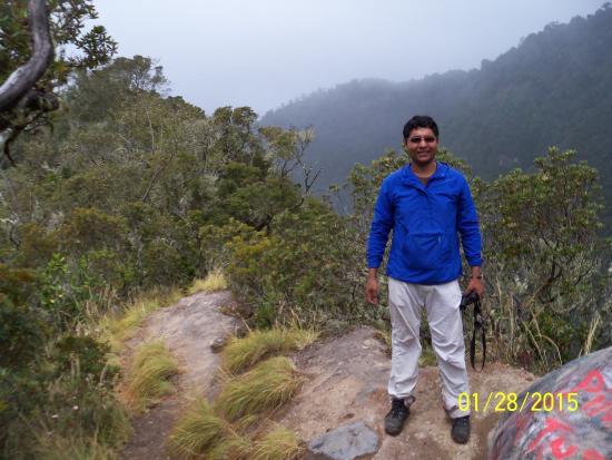 Volcan Baru National Park: Jorge Lopez, The Guru of Baru Volcano