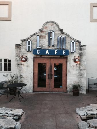 Not Good At All Picture Of Alamo Cafe San Antonio