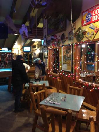 Chair 5 Restaurant and Bar: good atmosphere