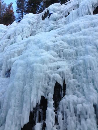 Ouray Ice Park: Ice