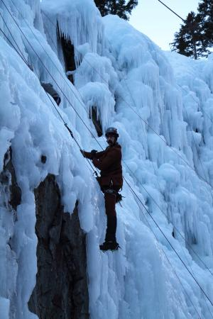 ‪‪Ouray Ice Park‬: Ice‬