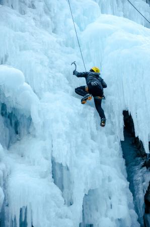 Ouray Ice Park: More Ice