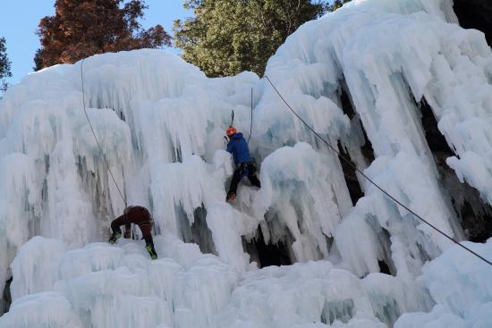 Ouray Ice Park: Ice