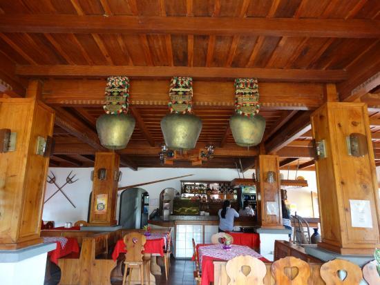 Hotel Los Heroes: Interior del Restaurant