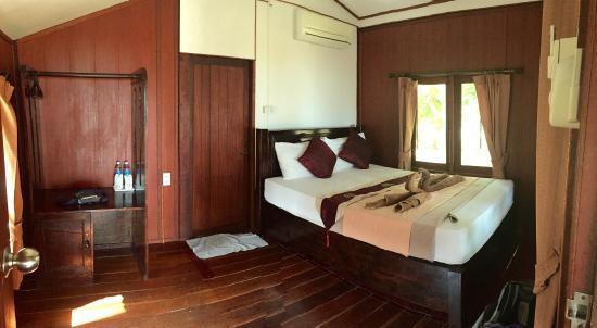 Wattana Resort: Le bungalow à 800 bahts