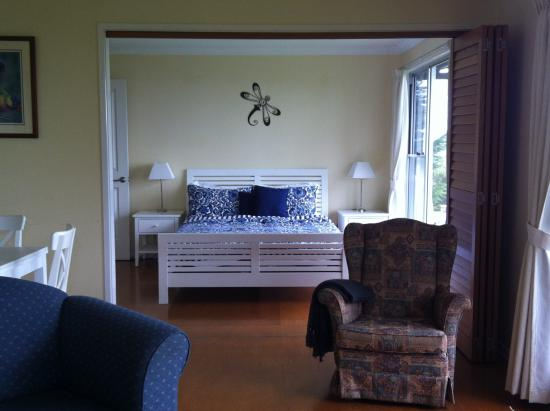 Incroyable Spring Creek Mountain Cafe And Cottages: Spring Creek Cottage Living Room  And Bedroom