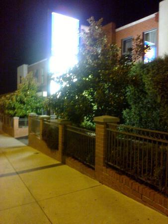 Comfort Inn & Suites City Views: Comfort Inn, Ballarat - Main Entrance 07.02.2015