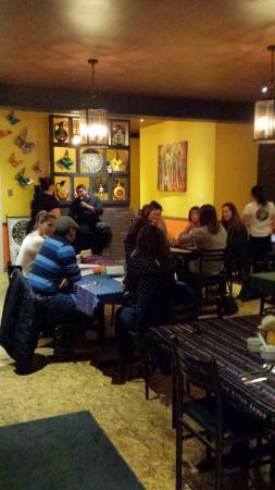 La Catrina: Restaurant