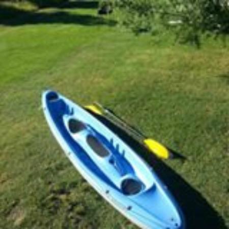 Die Vlei Citrusdal: Canoe