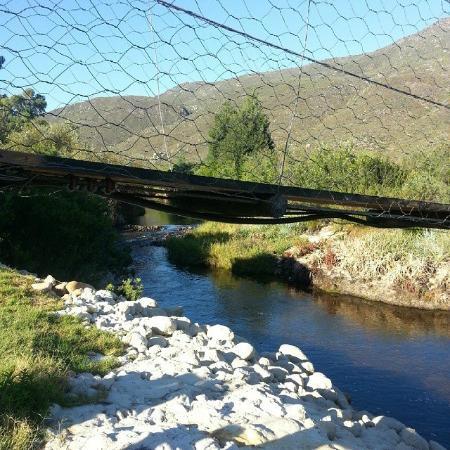 Die Vlei Citrusdal: River runs through it