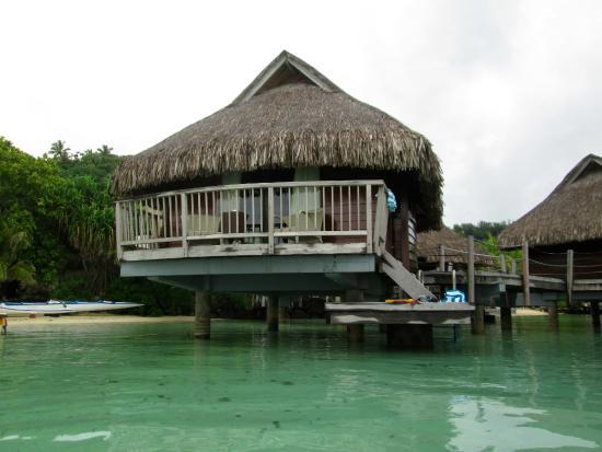Hotel Maitai Polynesia Beach Bungalow