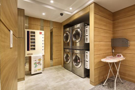 Staz Hotel Myeongdong 1 : COIN LAUNDRY