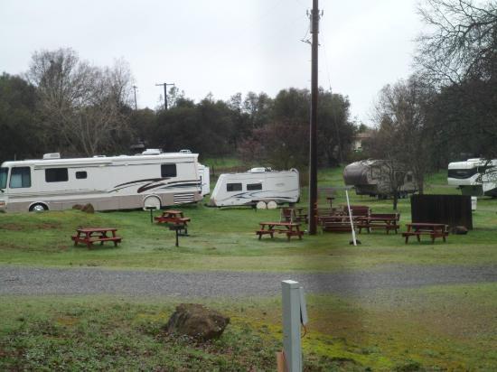 Placerville KOA Campground Reviews Shingle Springs CA - California koa map