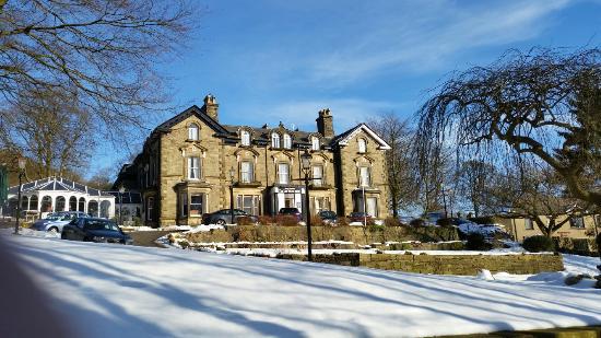Best Western Buxton Lee Wood Hotel: Stunning