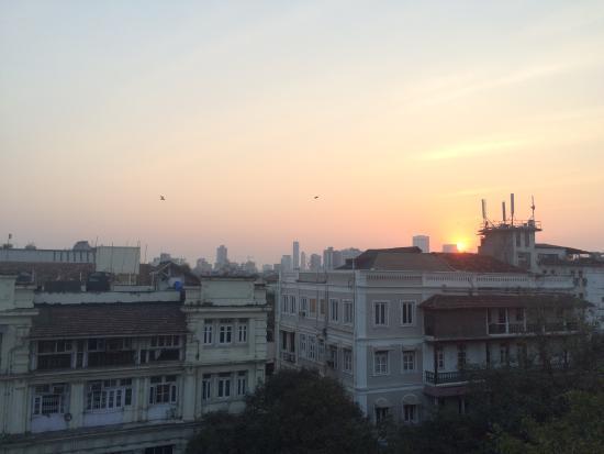 Regent Hotel Colaba: View from fifth floor suite