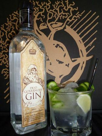 Great Northern Distillery: Can't beat a refreshing G&T on a hot summers day!