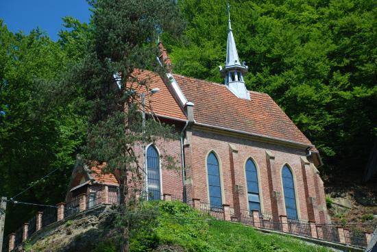 Zegiestow-Zdroj, Polônia: Kościół św.Kingi w Żegiestowie-Zdroju