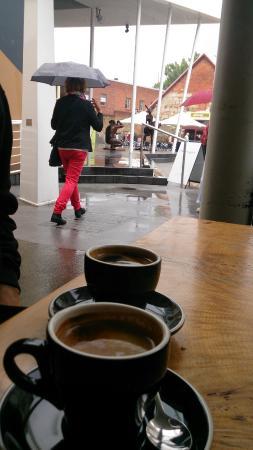Parklane espresso : Our coffees