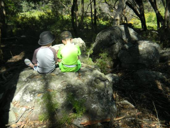 Canyonleigh, Australia: Lots of places to explore