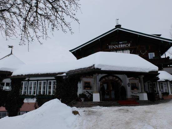 Tennerhof Gourmet & Spa de Charme Hotel: hotel entrance